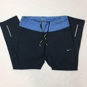 Nike running capris